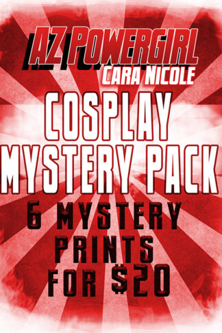 Cosplay Mystery Pack Red