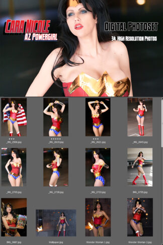 Wonder Woman Mega Photoset