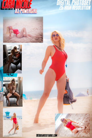 Baywatch Digital Photoset lr