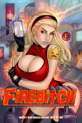 Firebitch Cover Template Not At SDCC 2020 v2