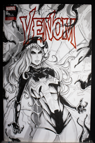 MJ Venom Sketch Cover_0588 lr
